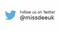 follow MissDee on Twitter